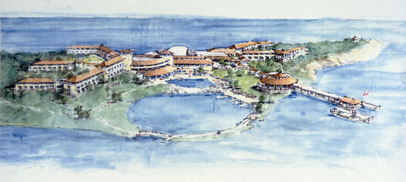 Szeto Villa Yacht Club, China, 1995